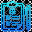 File Medical Coronavirus Icon