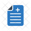 Report Medical File Icon