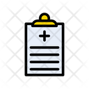 Report Medical Checkup Icon