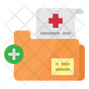Report File Folder Icon