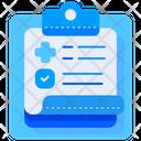 Medical Checkup Checkup Diagnose Icon