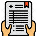 Document History Patient Icon