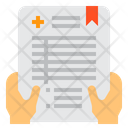 Document History Patient Icon