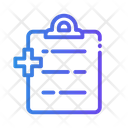 Medical Report Medical Report Icon