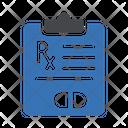 Rx Report Medicine Icon