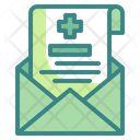 Medical Report Hospital Medicine Icon