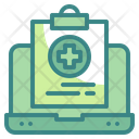 Medical Report Report Medical Icon