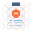 Medical Report Health Report Patient Report Icon
