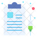 Medical Report Clipboard Health Icon