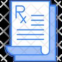 Medical Report Report Pharmacy Icon
