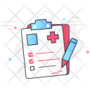Medical Reports Icon