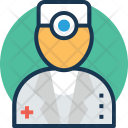 Medical Assistant Therapist Icon