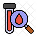 Medical Research Research Bool Test Icon