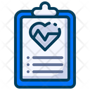 Medical Healthy Result Icon