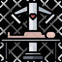 Robot Medicine Surgeon Icon