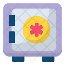 Medical Clinic Care Icon