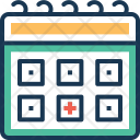Appointment Recorder Keeper Icon