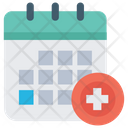 Medical Scheduler Appointment Patient Appointment Icon