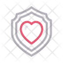 Secure Shield Protection Icon