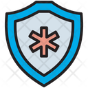 Firewall Health Insurance Icon