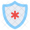 Medical Shield Medical Insurance Medical Protection Icon