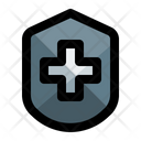 Medical Security Medical Insurance Medical Protection Icon