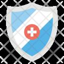 Medical Shield Healthcare Icon