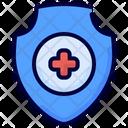 Medical shield Icon
