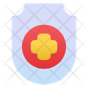 Medical Shield Medical Protection Shield Icon