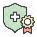 Medical Shield Medical Quality Icon