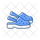 Shoes Infection Equipment Icon
