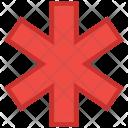 Medical Sign Caduceus Icon