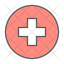 Medical Sign Hospital Sign Medical Plus Icon