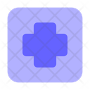 Medical-sign-board Icon