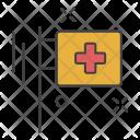 Board Signboard Medical Icon