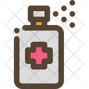 Medical spray Icon