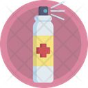 Pharmacy Spray Disinfectant Icon