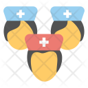 Medical Staff Icon