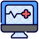 Medical statistic Icon