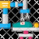 Medical Surgery Robot Medical Surgery Robot Surgery Icon