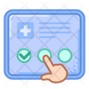 Medical Tablet Icon
