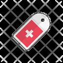 Tag Label Medical Icon