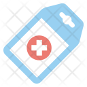 Patient Tag Medical Icon