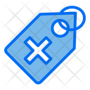 Medical Tag Icon