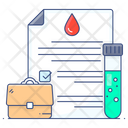 Medical Document Medical Test Results Lab Results Icon