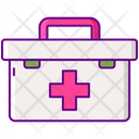 Medical Tool Box First Aid Kit Medical Kit Icon
