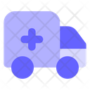 Medical-vehicle Icon