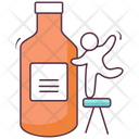 Medical Vial Icon