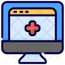 Website Healthy Website Medical Icon