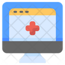 Medical website Icon